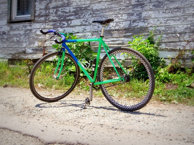 Hilly Billy fixed gear