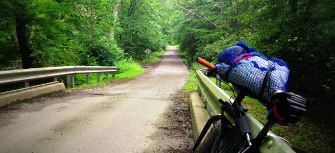 Fat bike cargo bike