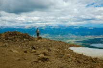 Mt. Elbert, with Spaceman