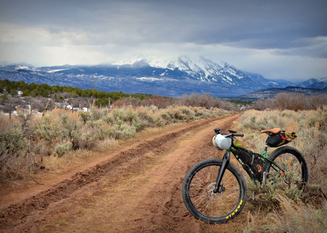 Surly Krampus, Mount Sopris