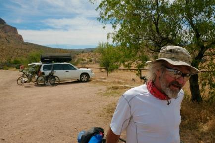 Mike the Geek on a Bike